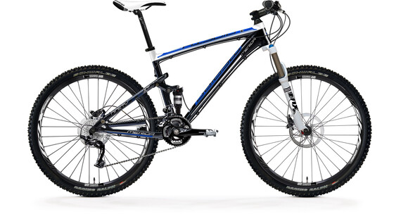 Merida Ninety-Nine XT-D Metallic zwart